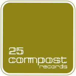 25 Compost Records - 10 x 12'' Box-Set