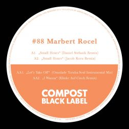 Compost Black Label #88 (incl. Remixes by: Osunlade, Daniel Stefanik, Jacob Korn)