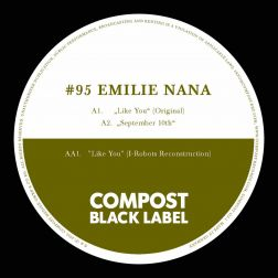 Compost Black Label #95 (incl. Remix by: I-Robots)