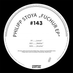 Fuchur EP - Compost Black Label #143