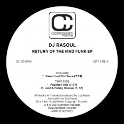 Return Of The Mad Funk EP