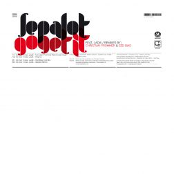Go Get It Remixes (incl. Remixes by: Christian Prommer, Zed Bias)