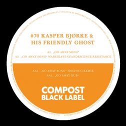 Compost Black Label #70 (incl. Remixes by: Wareika, Holtoug)
