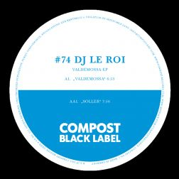 Valdemossa EP - Compost Black Label #74