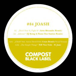 Compost Black Label #84 (incl. Remixes by: Arto Mwambe, TJ Kong & Nuno Dos Santos, Till Von Sein)