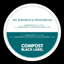 Compost Black Label #81 (incl. Remixes by: Acid Mondays, Dave Brody)
