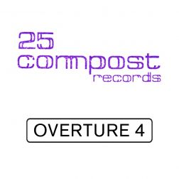 25 Compost Records - Overture 4 EP